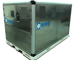 DIMO CLEAN EX1-T3 HP/HW Washer